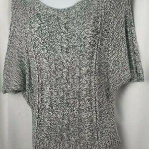 Ann Taylor Loft Gray Sweater size small